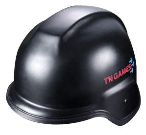 ヘッドショット体感 ゲーム用ヘルメット
