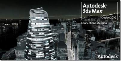 Announcement: 3ds Max Design 2010!