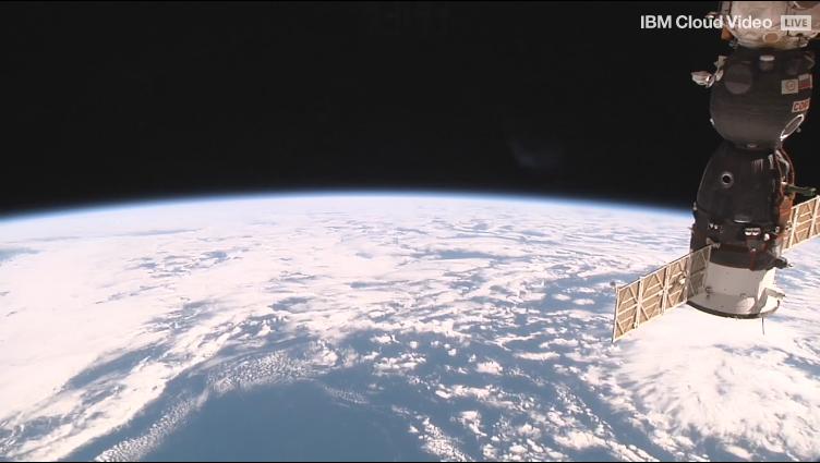 NASA TVで国際宇宙ステーションのライブカメラ放映開始