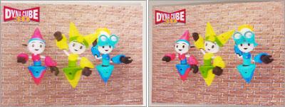 DynaCube 3D(TM)で短納期、低コスト化を実現