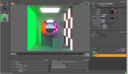 ハイエンド 3Dソフト 「Clarisse」