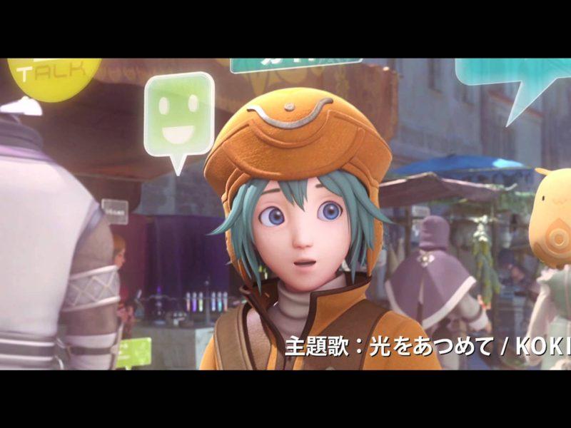 制作期間4年の3Dアニメ「ドットハック セカイの向こうに」を語る