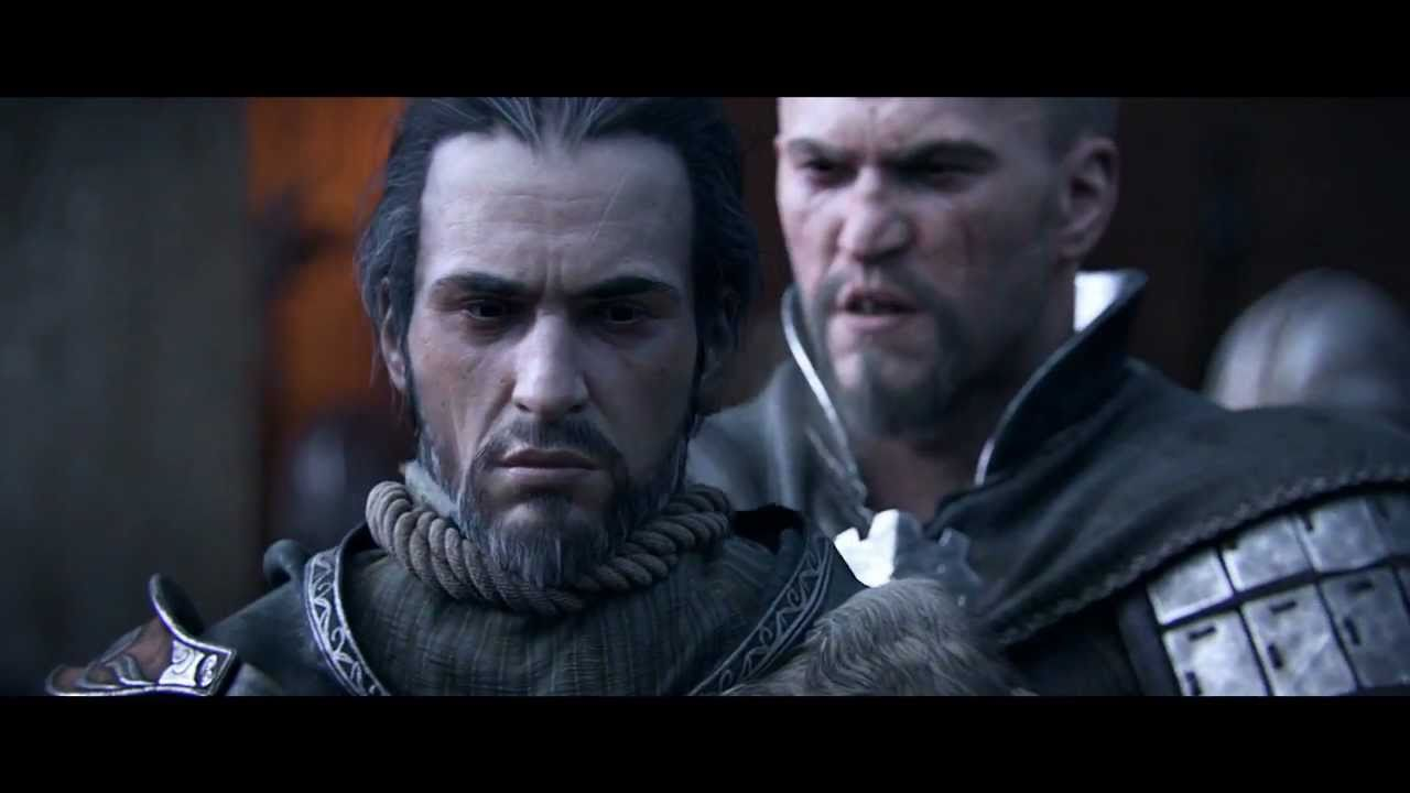 Assassin's Creed Revelations E3 Trailer