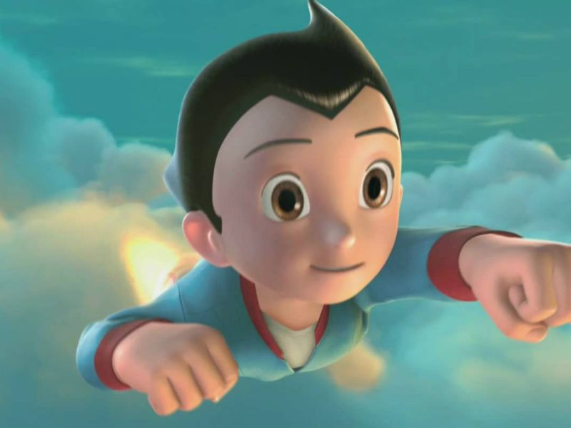 Astro Boy - Teaser Trailer