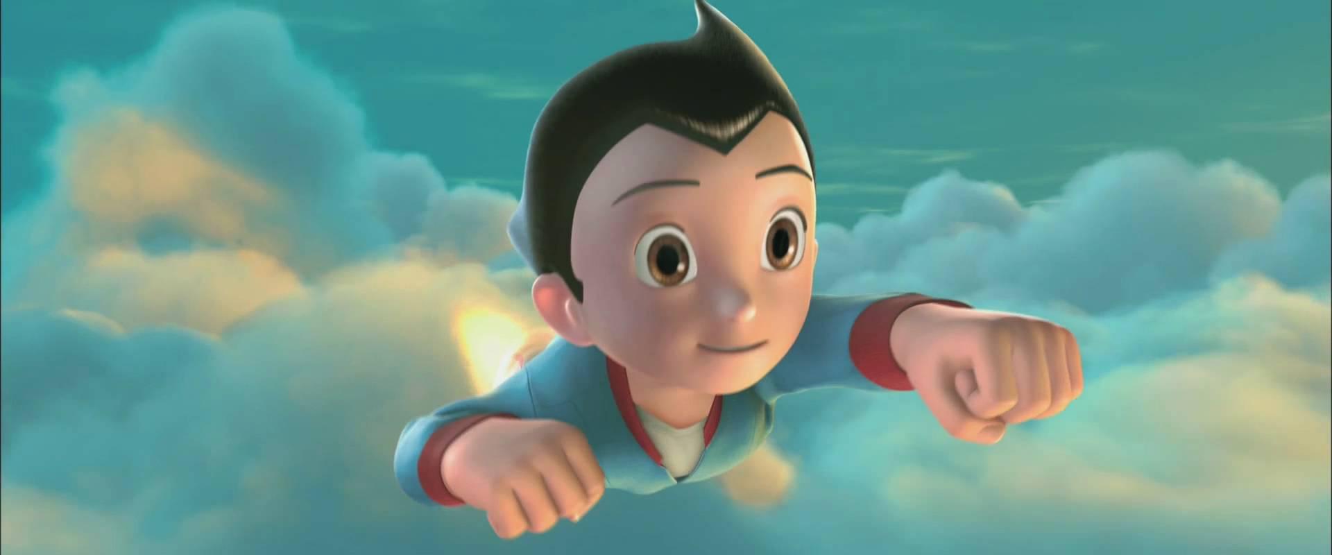 Astro Boy – Teaser Trailer
