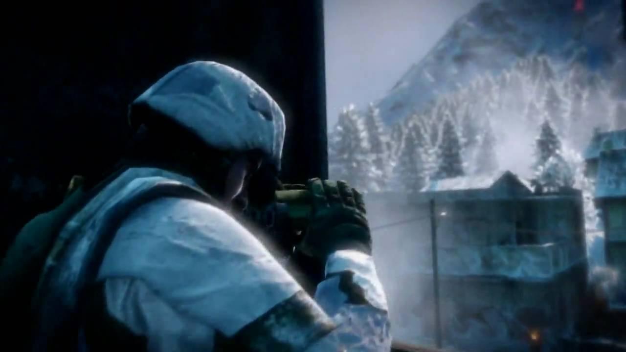 Battlefield: Bad CO. 2 Multiplayer Trailer HD