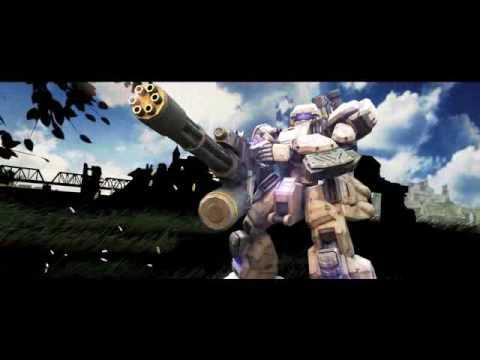 「BORDER BREAK」ハイスピードロボットチームバトル
