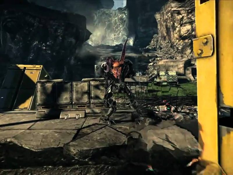 CRYSIS 2 - Be the weapon trailer