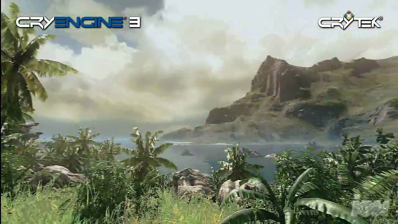 First CryEngine 3 Trailer