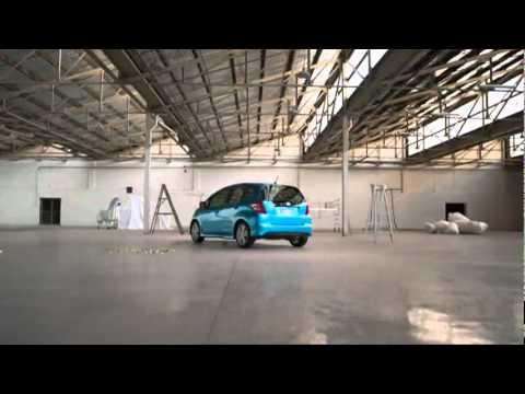 Honda Jazz - imagination