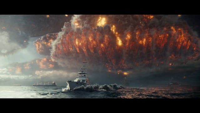 INDEPENDENCE DAY: RESURGENCE - Scanline VFX Shot Breakdowns Reel