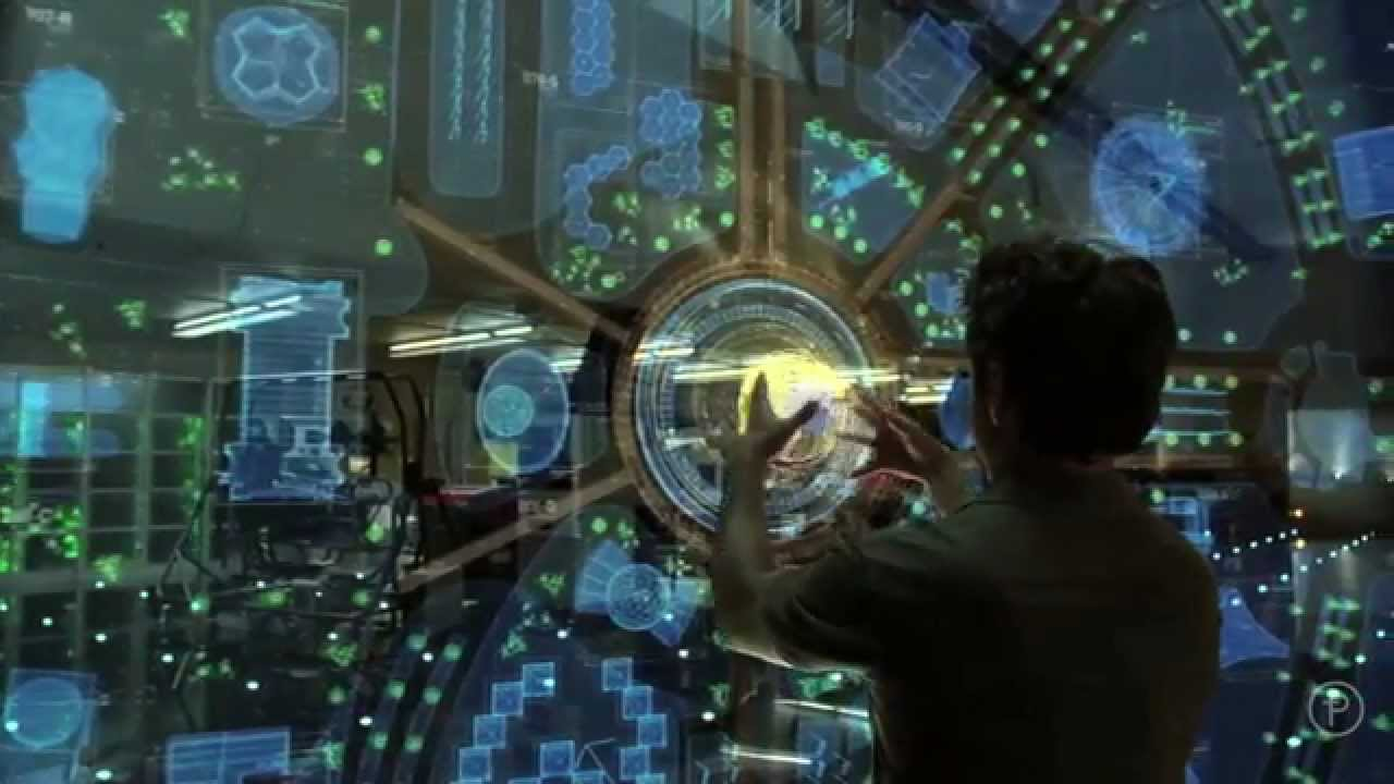 IRON MAN 2 VISUAL EFFECTS MONTAGE