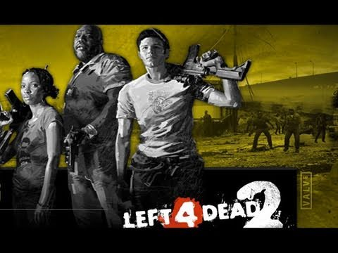 Left 4 Dead 2 E3 2009 Teaser Trailer