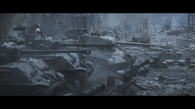 Making of World of Tanks