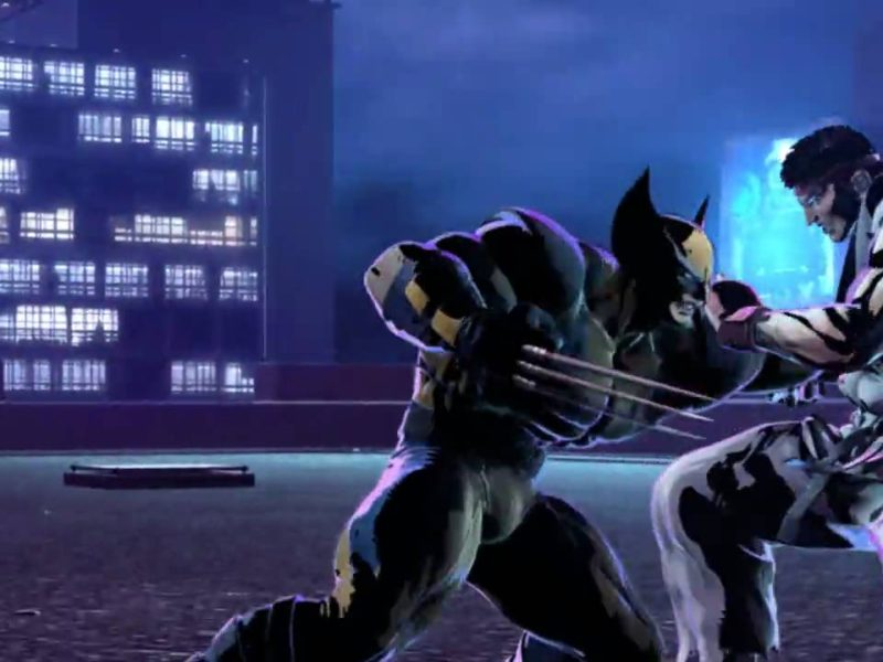 Marvel vs. Capcom 3: Teaser Trailer