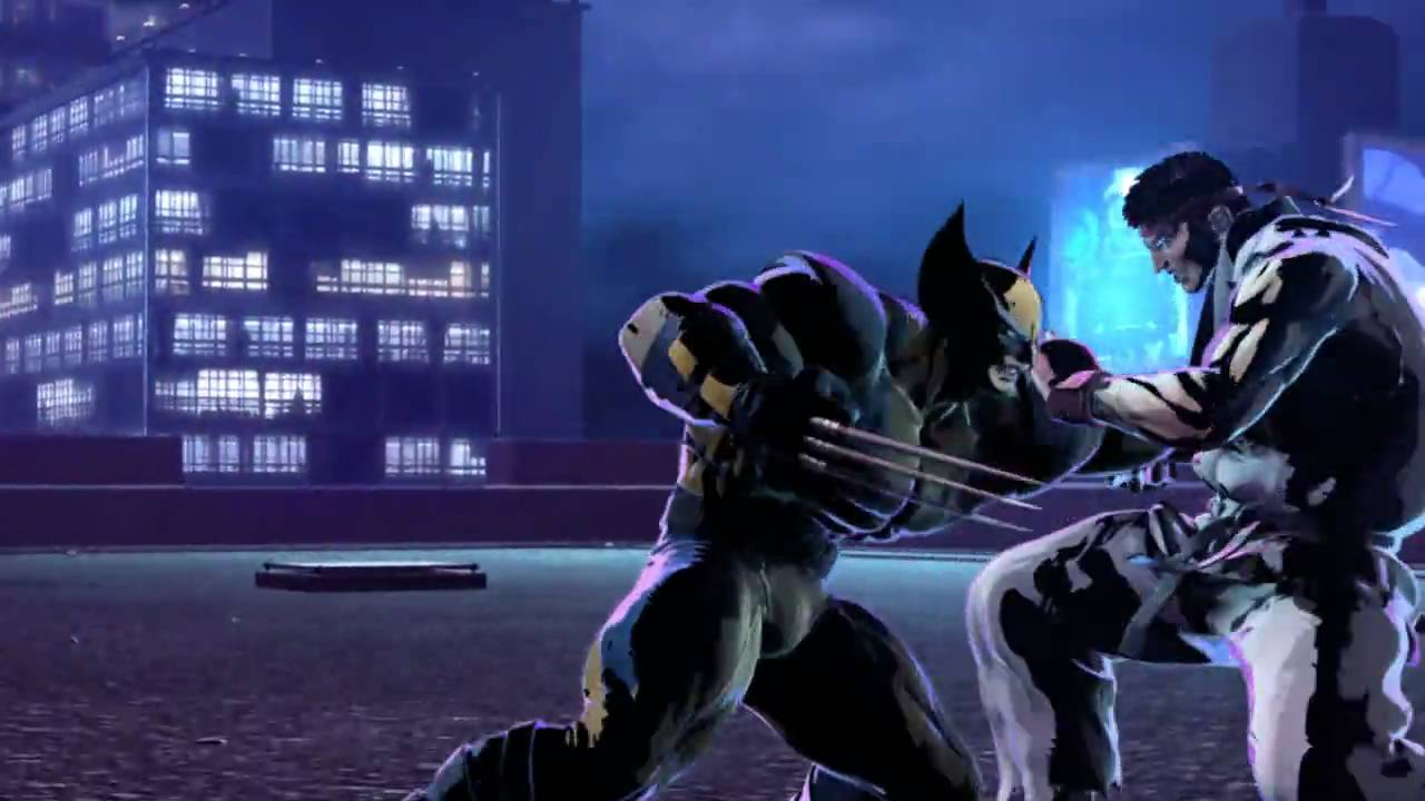 Marvel vs. Capcom 3: Teaser Trailer