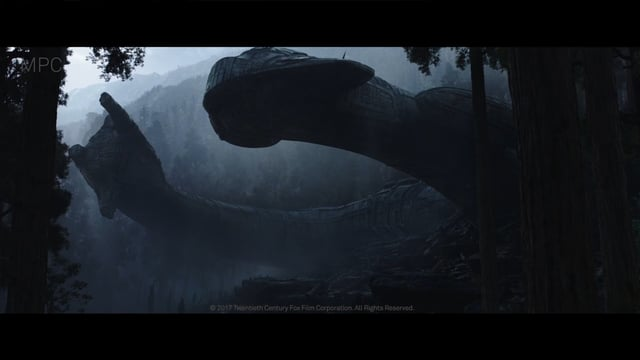 MPC Alien Covenant VFX breakdown