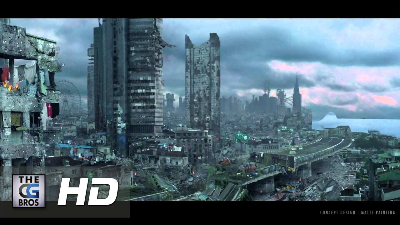 Reel 2014 – Digital Environments Making Of