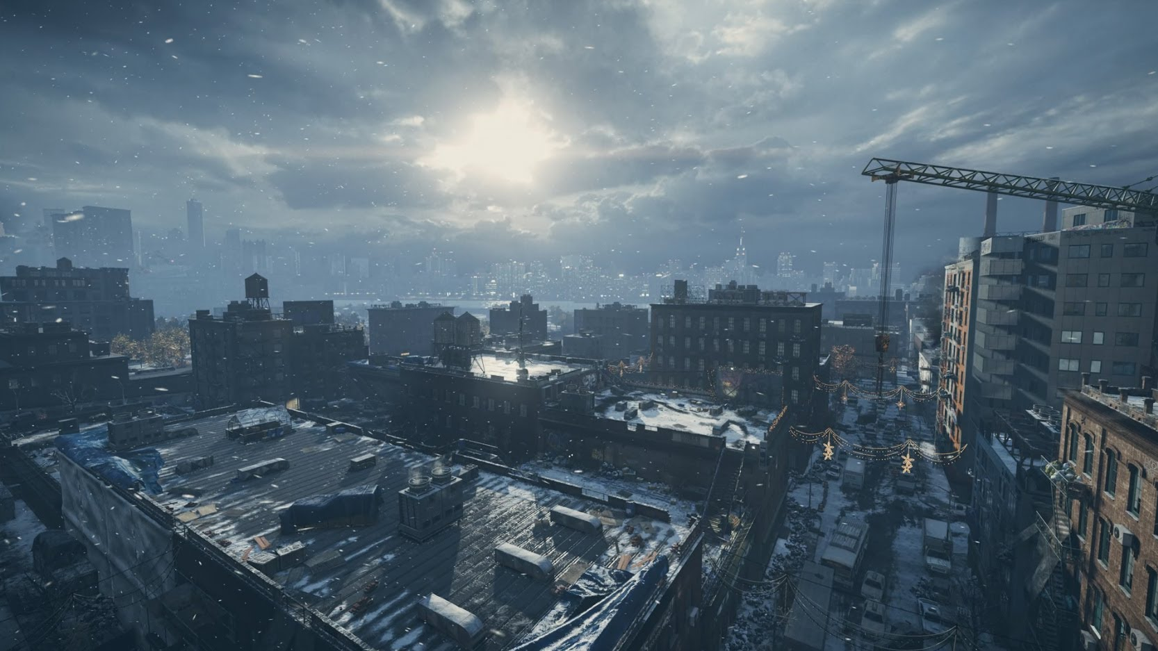 Snowdrop game engine
