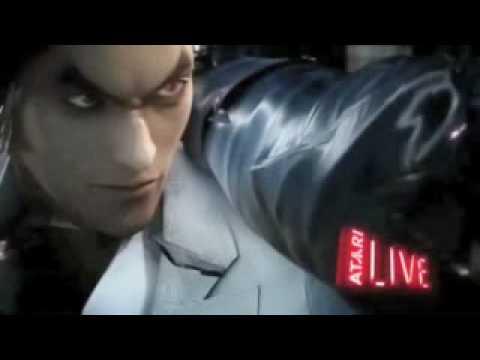 Tekken 6 Atari Live Trailer