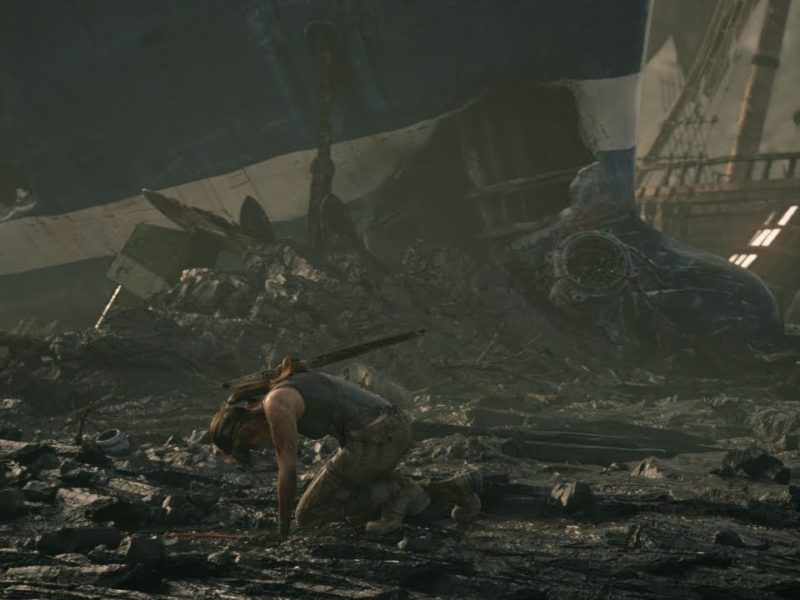 「Tomb Raider」CGトレイラー