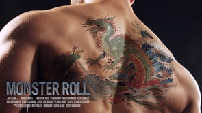 寿司VS職人「Monster Roll」