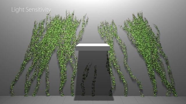 インタラクティブな植物のモデリングとオーサリング
