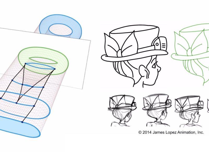 オープンソースのベクターベースのアニメーション作成ソフト「VPaint」