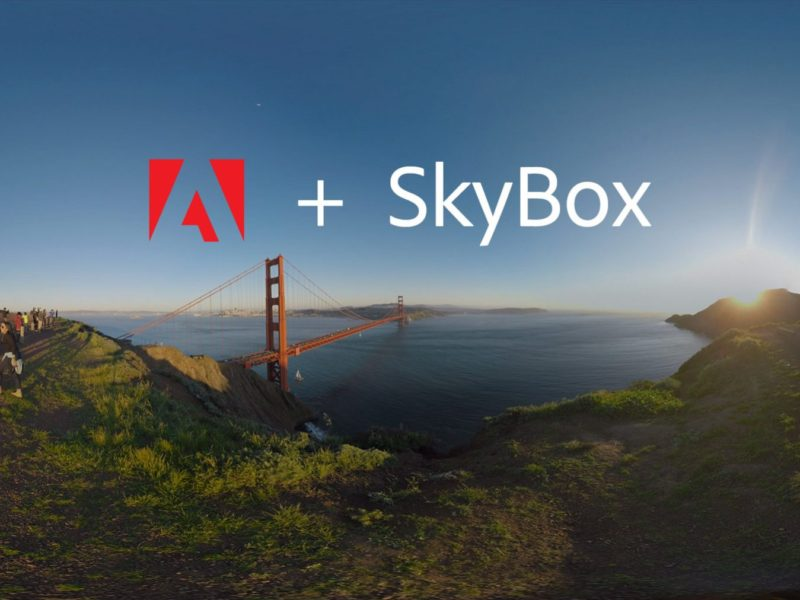 AdobeがMettle SkyBox Suiteを買収