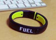 万歩計「Nike FuelBand」買ってみた