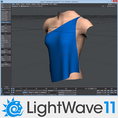 Syflex for LightWave 買ってみた