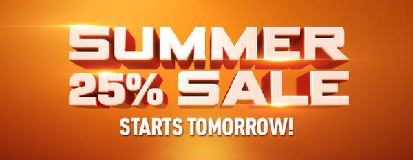 VIDEO COPILOT Summer Sale! 7-Days Only
