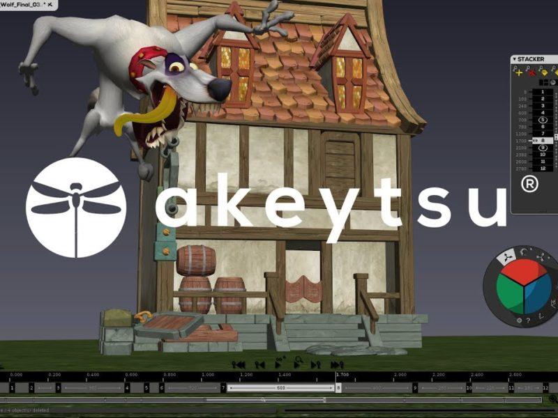 Akeytsu 1.0 発表