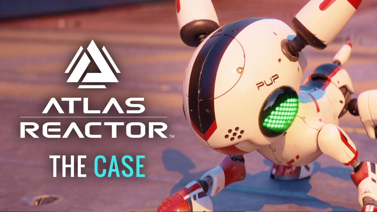 Atlas Reactor – The Case: Cinematic Launch Trailer