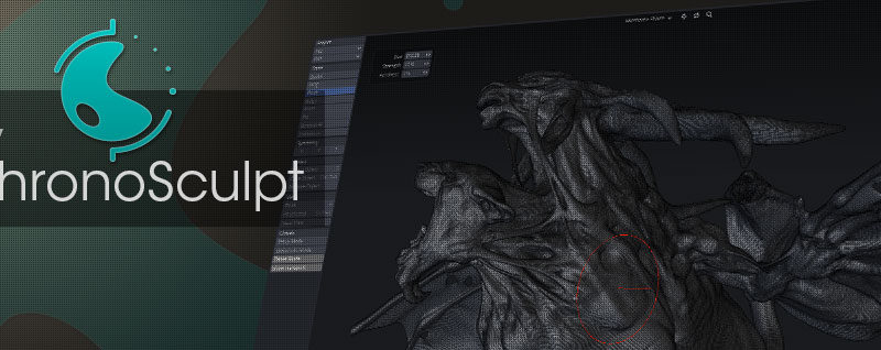ChronoSculpt デモ版リリース