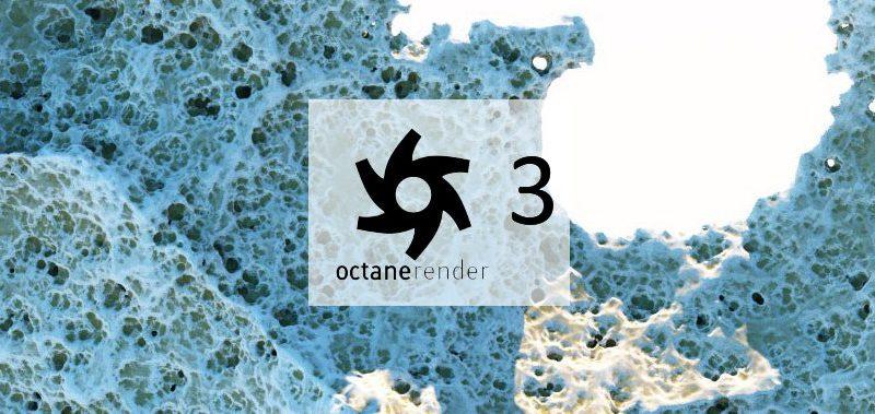 OctaneRender 3 発表