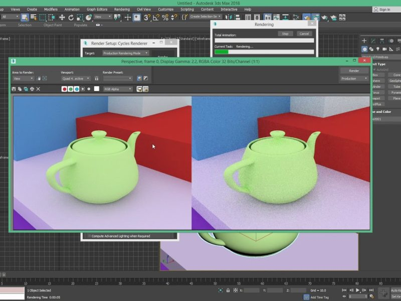 Cycles 3ds Max Plugin