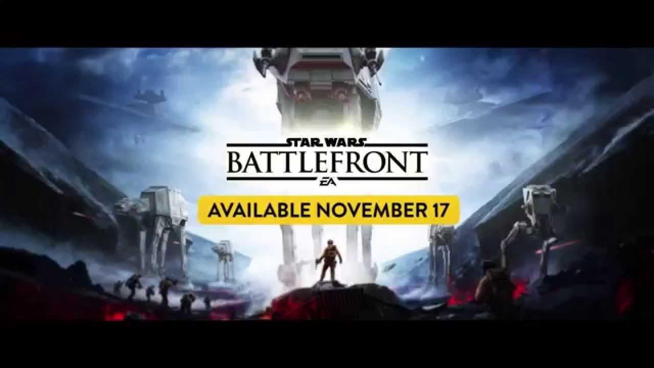 Developer Diaries: Episode 1 | Star Wars Battlefront