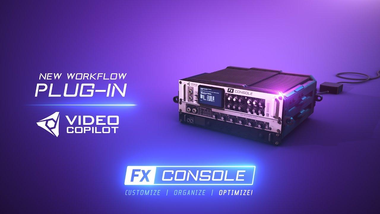 FX Console リリース
