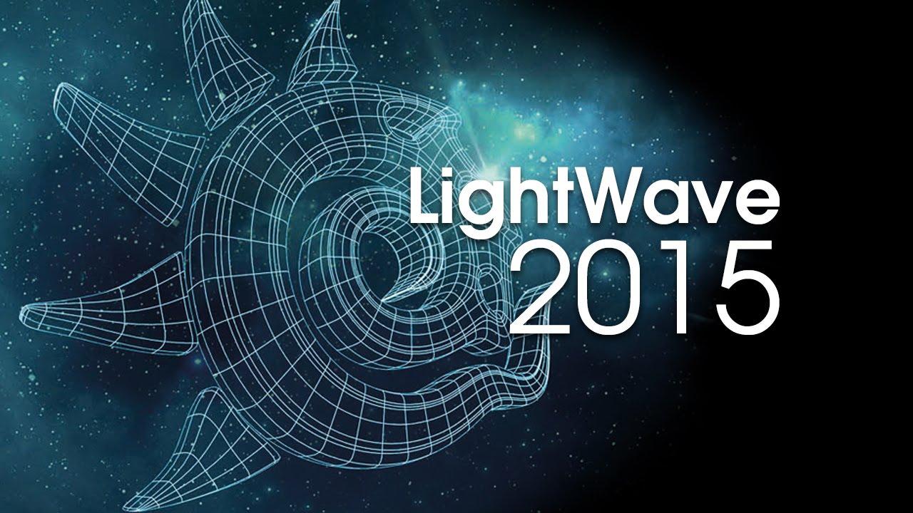 LightWave 2015 リリース
