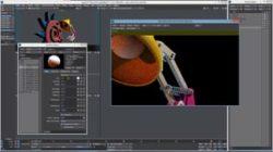 LiRis RenderMan/RIS renderer for LightWave3D
