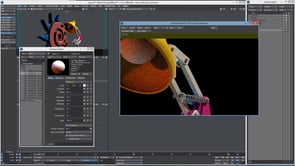 LiRis RenderMan/RIS renderer for LightWave3D