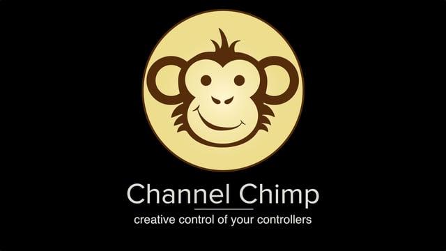 ゲームやMIDIコントローラーなどを使ってMODOを制御するプラグイン『Channel Chimp』発売