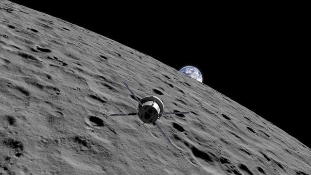 NASA SLSアニメーション