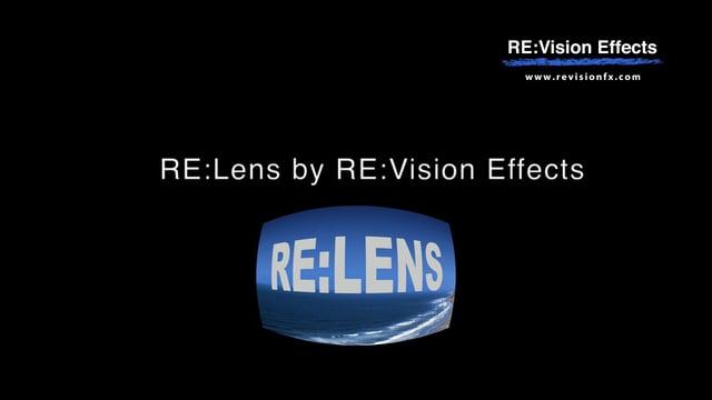 RE:Lens