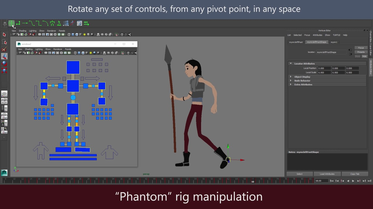 The New Pioneers: Animation Tools and Techniques
