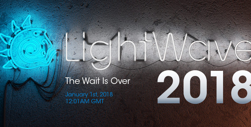 LightWave3D 2018 発表