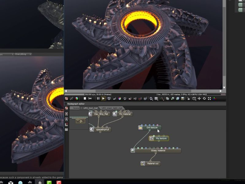 OctaneRender for Unity リリース