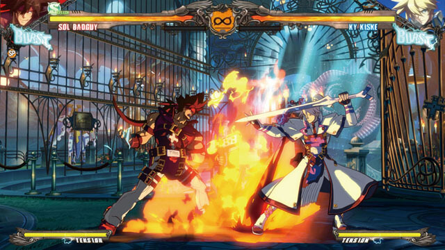 『GUILTY GEAR Xrd -REVELATOR-』のメイキング