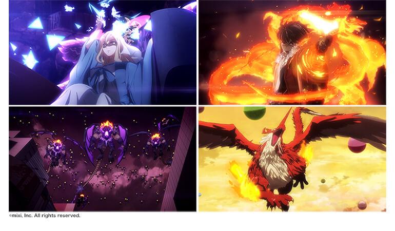 『モンストアニメ』のメイキング